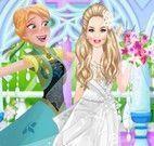 Vestir noiva Barbie