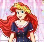 Ariel profissões roupas