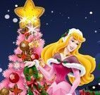Aurora e a árvore de natal