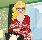 Barbie roupas de inverno