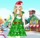 Barbie roupas de natal