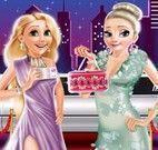 Celebridades Elsa e Rapunzel