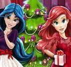 Disney princesas árvore de natal