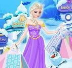 Elsa comprar roupas