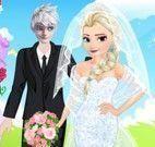 Elsa e Jack casamento