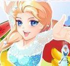 Frozen trincas frutas