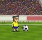 Jogador do Brasil pênaltis