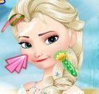 Limpeza de pele Elsa na banheira