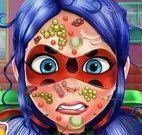 Médico do rosto Miraculous