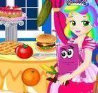 Princesa Juliet achar legumes