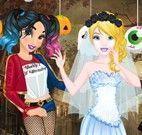 Princesas look do Halloween