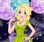 Princesas roupas de festa de formatura