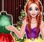 Anna vestido de festa