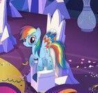 Arrumar festa My Little Pony