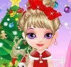 Bebê Halen moda natal