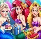Festa de aniversário Pequena Sereia