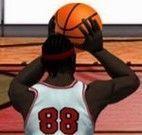 Jogador de basquete campeão