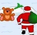 Papai Noel corrida