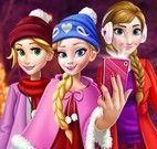 Princesas no shopping