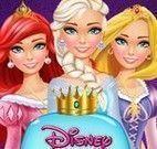 Princesas salão de beleza