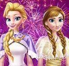 Reveillon da Anna e Elsa