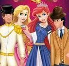 Roupas da Ariel e Rapunzel