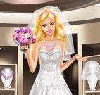 Shopping da noiva Barbie