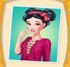 Cartão das princesas