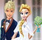 Elsa noiva moda