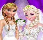 Frozen noivinhas vestidos