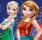 Princesa Anna no baile