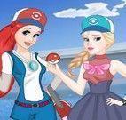 Princesas roupas de Pokemon