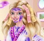 Barbie limpeza facial