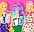 Barbie semana de moda