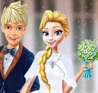 Casamento Elsa e Jack