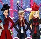 Compras de inverno princesas