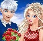 Elsa dia dos namorados vestir