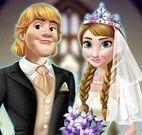 Noivinha Anna Frozen