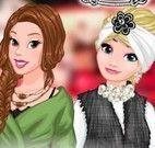 Princesas marcas da moda