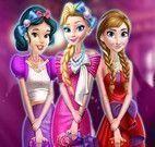 Princesas moda retro