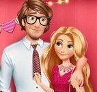 Rapunzel dia dos namorados
