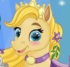 Cuidar dos pets das princesas