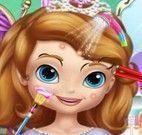 Princesa Sofia limpeza de pele facial