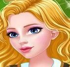 Princesas festa no colégio