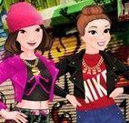 Princesas hip hop moda
