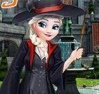 Elsa moda Hogwarts