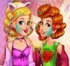 Boho Princesses Real Makeover