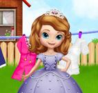 Lavanderia da Princesa Sofia