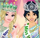 Princesas miss