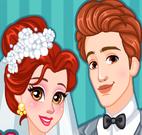 Vestir casal de noivos